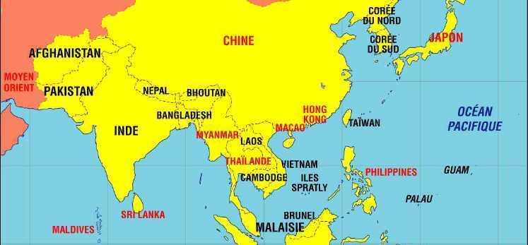 Bilan économique Asie 2011-2012