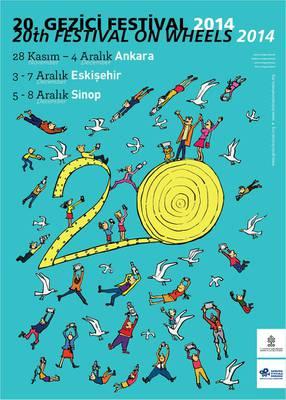 Festival of European Films on Wheels of Ankara - 2014