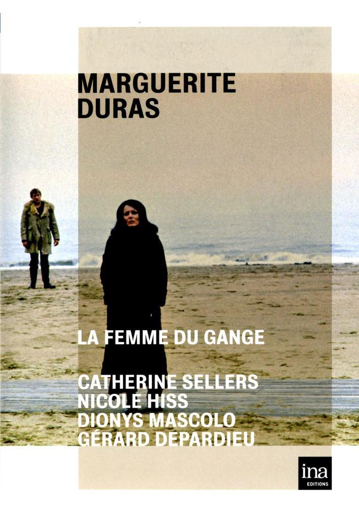 La Femme du Gange - Jaquette DVD France