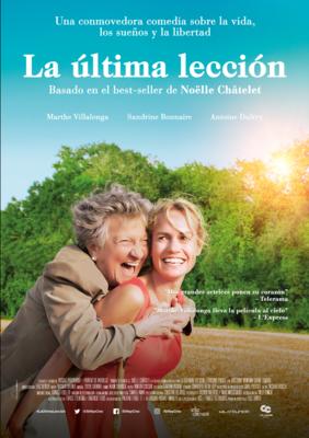 La Dernière Leçon - Poster - Colombie