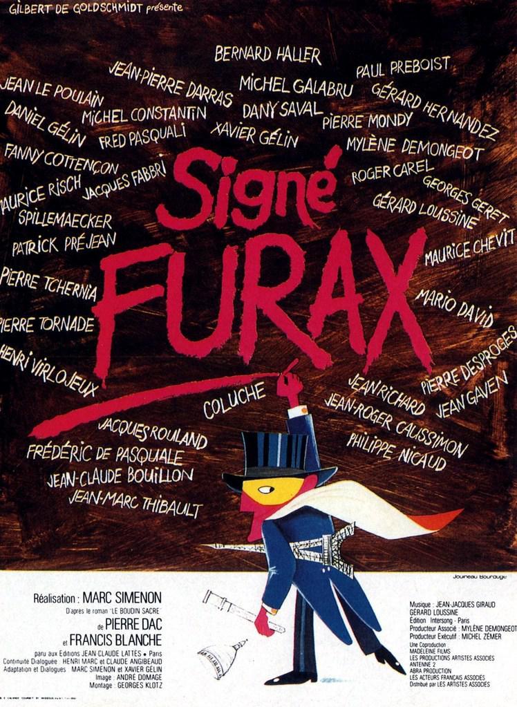 Signed Furax