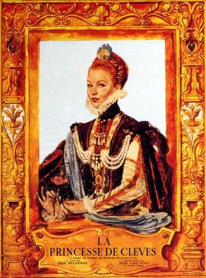 La Princesse de Clèves - Poster France
