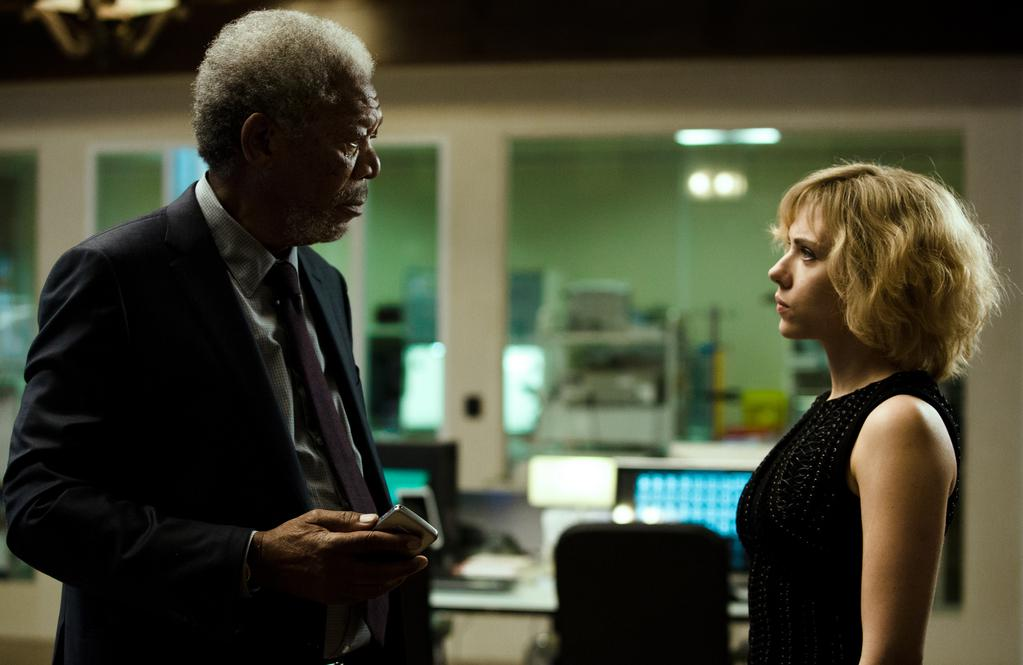 Morgan Freeman - © Jessical Forde, EutopaCorp, Tf1 Production, Grive Productions