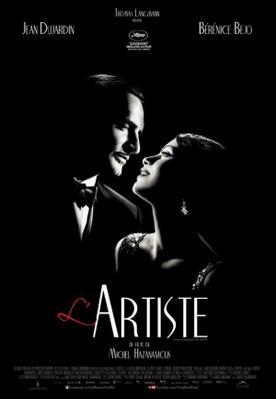 The Artist - Poster - Canada