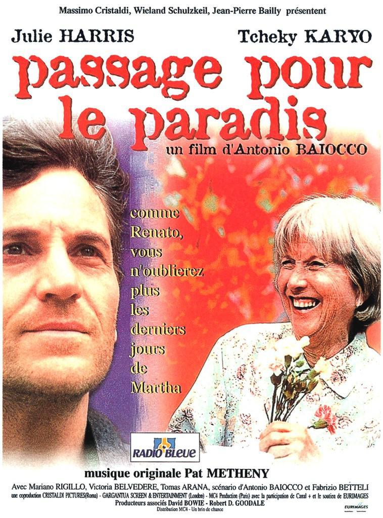 Passage pour le paradis