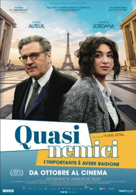 Una razón brillante - Poster - Italy