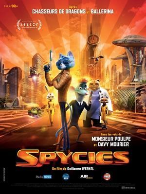 Spycies - © Eurozoom