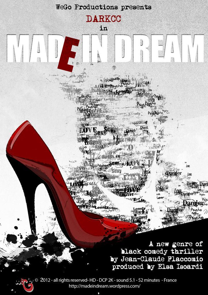Jean-Claude Flaccomio - Affiche Made In dream
