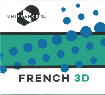 Francia brilla en el palmarés de Annecy - French 3D, le Blu-Ray 3D d'UniFrance