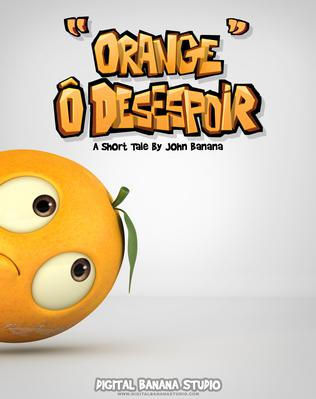 Orange O Despair