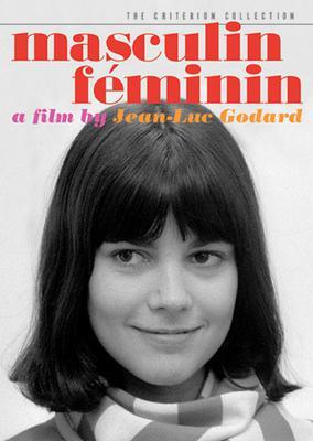 Masculino, femenino - Poster DVD