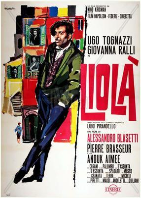 Liolà - Poster - Italy