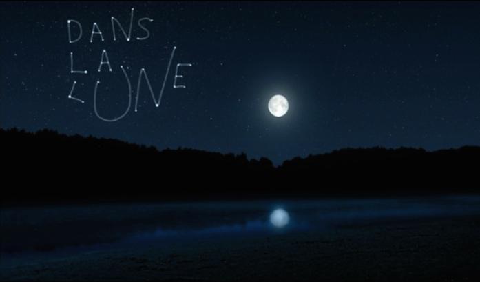 Dans la lune