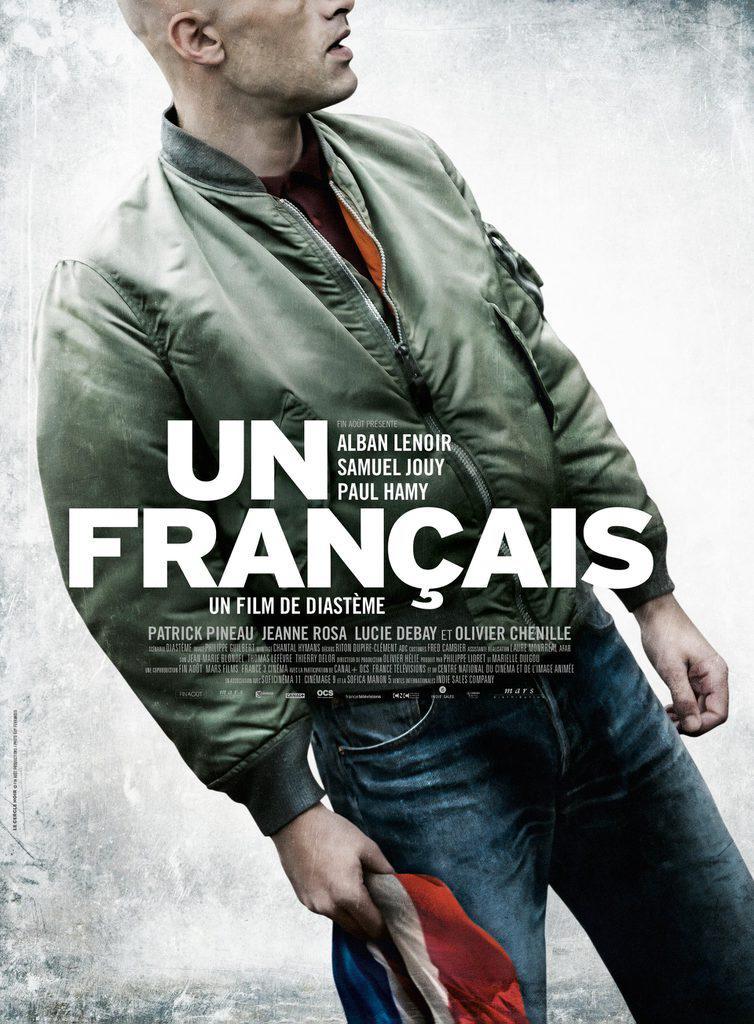 Alex Martin - Poster - FR