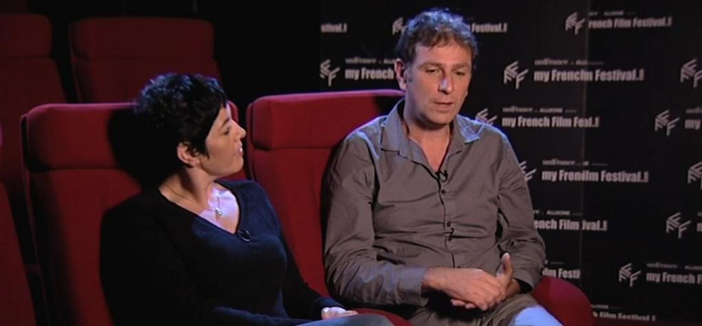 Entrevista  a Thierry Binisti / Valérie Zenatti