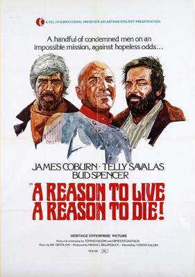 A Reason to Live, a Reason to Die - USA