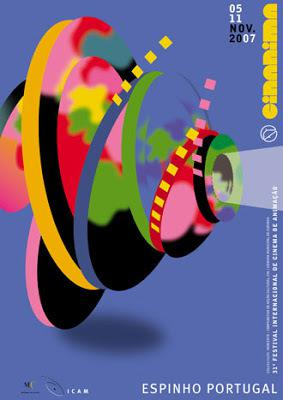 Festival Internacional de Cine de Animación Espinho (Cinanima) - 2007