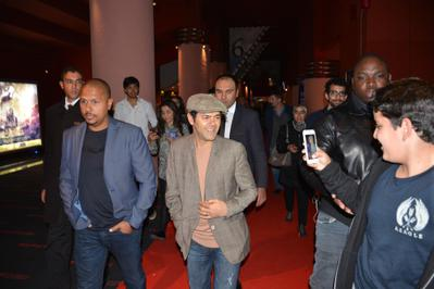 Memorable opening for the 1st French Film Festival in Morocco