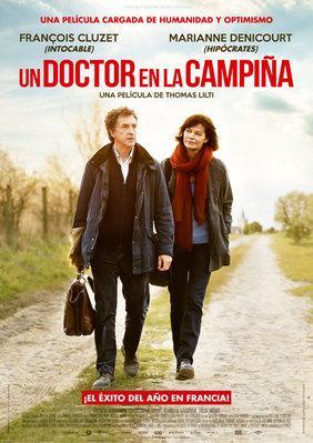 Médecin de campagne - Poster Espagne