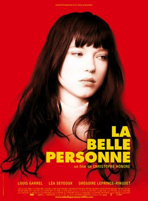 The Beautiful Person - Poster - France