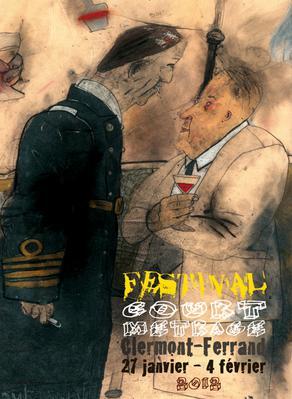 Festival Internacional de Cortometrajes de Clermont-Ferrand - 2012
