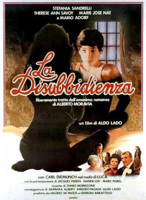 La Désobéissance - Poster - Italie