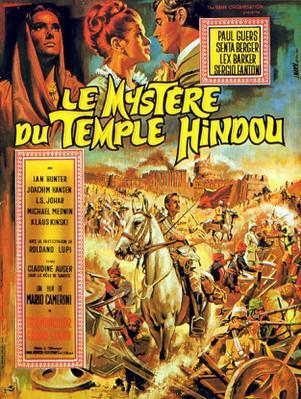 Le Mystère du temple hindou