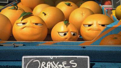 Orange ô désespoir