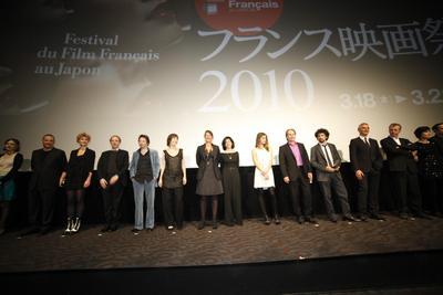 Japon : Compte rendu du Festival du film français - © uniFrance