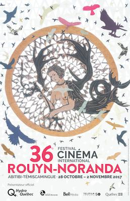 Festival du cinéma international en Abitibi-Témiscamingue (Rouyn-Noranda) - 2017