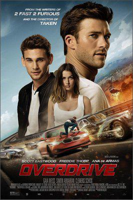 Overdrive - Poster - USA