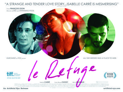 The Refuge - Affiche UK