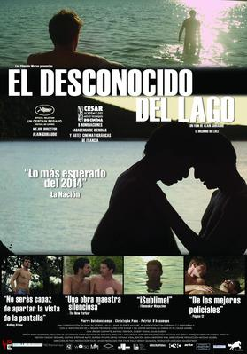 L'Inconnu du lac - Poster - Argentina