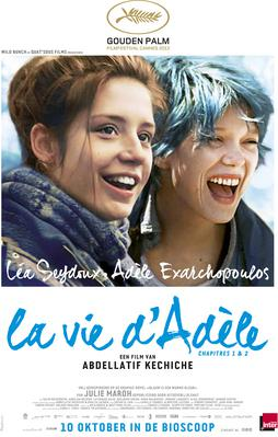 La Vida de Adèle - Poster - The Netherlands