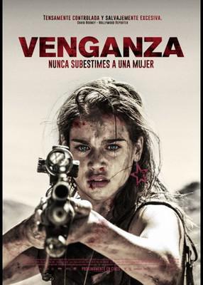 Revenge - Poster - Peru