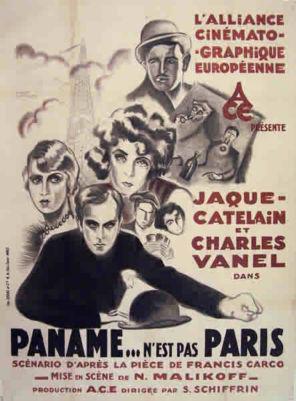 Paname... n'est pas Paris