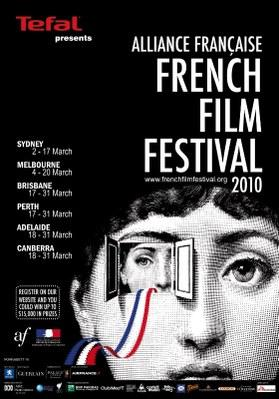 Festival de Cine Francés de la Alianza Francesa (Australia) - 2010