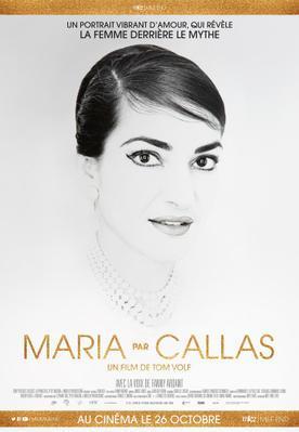 Maria by Callas - Poster - Québec