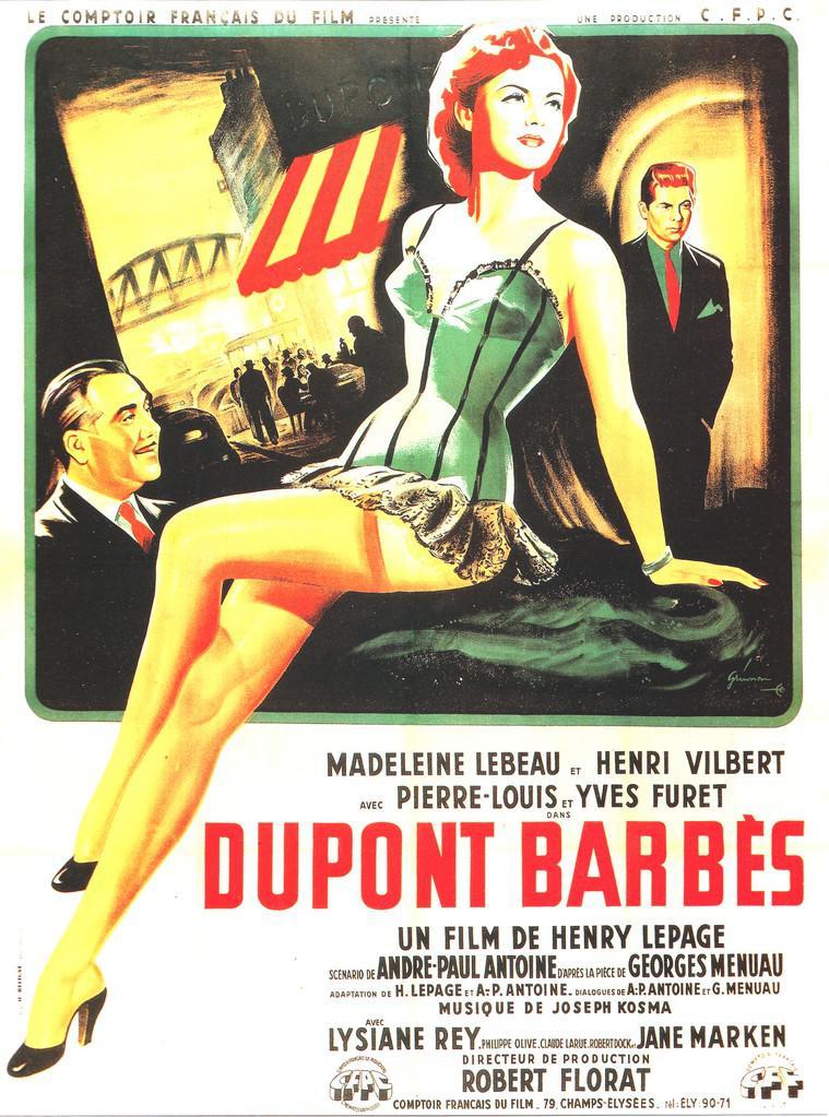 Dupont-Barbès