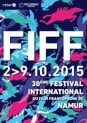 Festival international du film francophone de Namur  - 2015