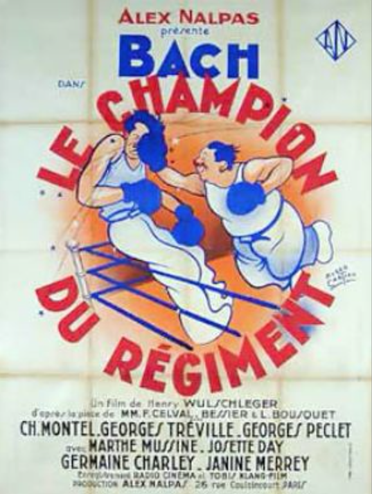 Le Champion du régiment