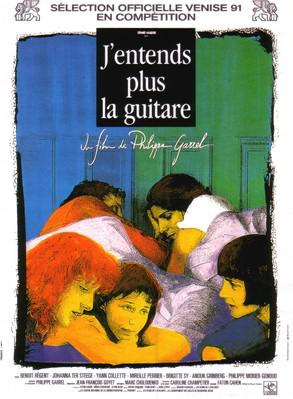 J'entends plus la guitare