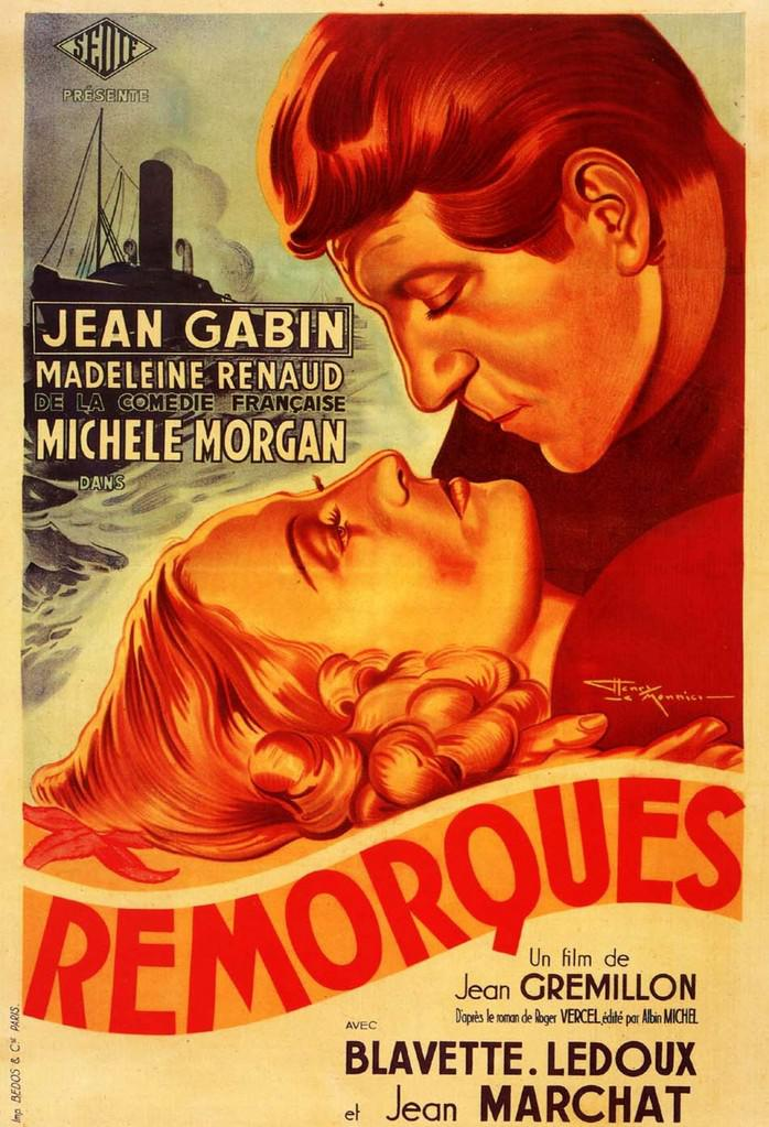 La Bete Humaine 1938 Remorques (1939) - uni...