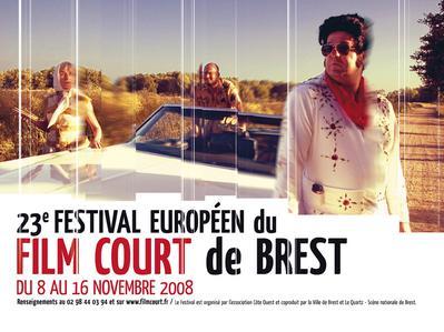 Festival européen du film court de Brest - 2008