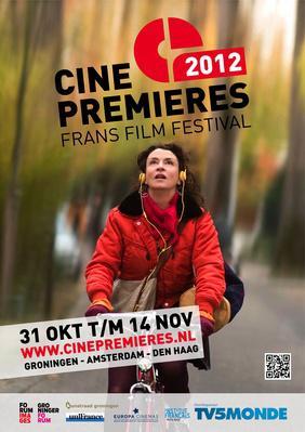 Festival Ciné Premières de Groningue  - 2012