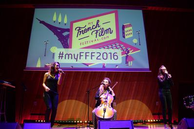 Triumphant opening night for MyFrenchFilmFestival