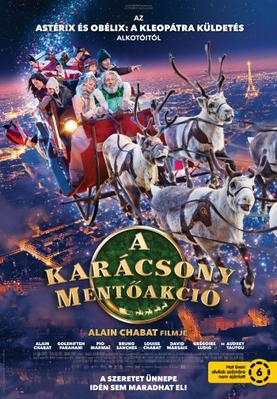 Christmas & Co. - Poster - Hungary