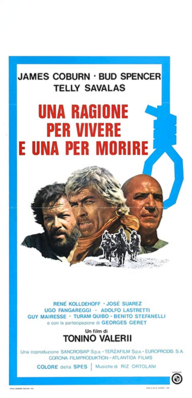 Una razón para vivir y una para morir - Italy