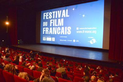 Belle ouverture pour le 1er Festival du Cinéma Français au Maroc