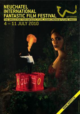 Festival Internacional de Cine Fantástico de Neuchatel - 2010